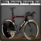 Bike Racing Design Best icon