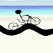 Bike Stickman icon