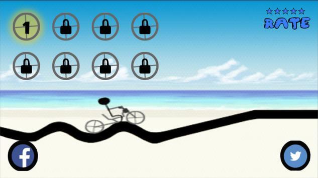Bike Stickman apk screenshot