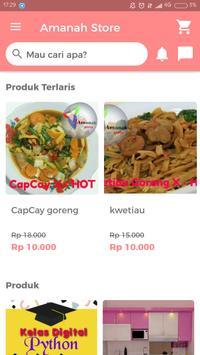 Amanah Store screenshot 2