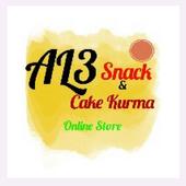 AL 3 Snack dan Cake Kurma icon