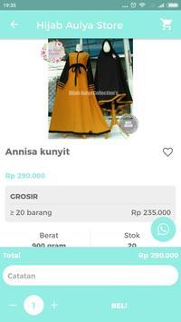 Butik Aulya Pemalang screenshot 3