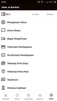 Tinie Shop screenshot 4