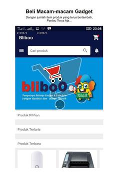 Bliboo - Toko Online Gadget Murah poster