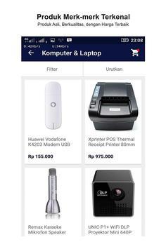 Bliboo - Toko Online Gadget Murah screenshot 2
