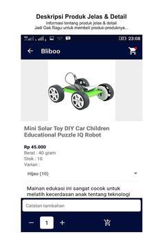 Bliboo - Toko Online Gadget Murah screenshot 3
