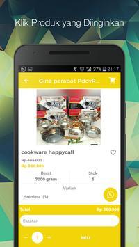ginza perabot screenshot 1