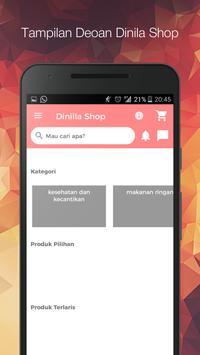 Dinilla Shop poster