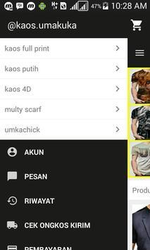 KAOS 3D/4D TEES UMAKUKA apk screenshot
