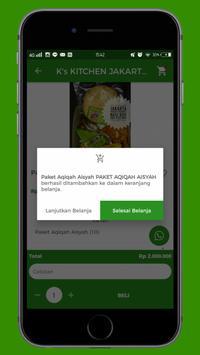 K's Kitchen Jakarta screenshot 4