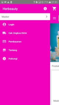 Herbeauty apk screenshot
