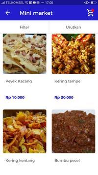 Oisi Wulyo catering screenshot 6