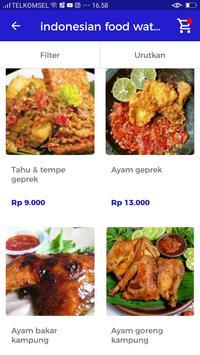 Oisi Wulyo catering screenshot 2