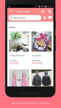 LiMa Shop screenshot 2