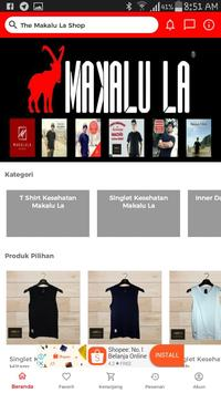 The Makalu La Shop screenshot 3
