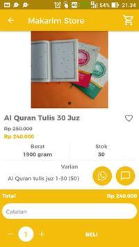 Makarim store screenshot 3