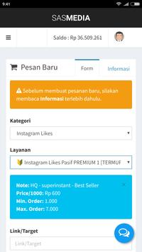 Sas Media Smm Panel Indonesia for Android - APK Download