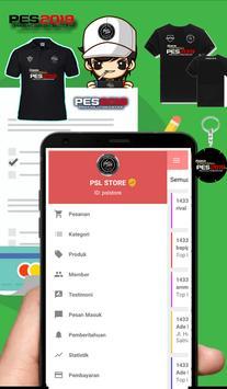 PES SUPER LEAGUE STORE (Toko Merchandise PES) screenshot 2