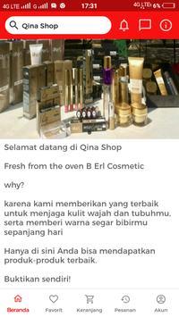 Qina Shop poster