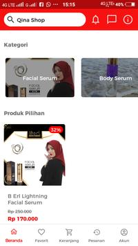 Qina Shop screenshot 2