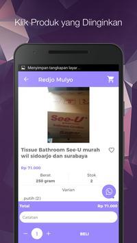 Toko redjomulyo screenshot 1