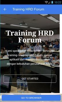 HRD Forum apk screenshot