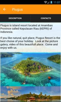 Piugus Resort screenshot 1