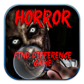 Hantu Horror Find Difference 1 icon