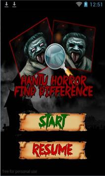 Hantu Horror Find Difference 1 poster