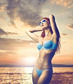 Bikini Body Wallpaper Model HD screenshot 2