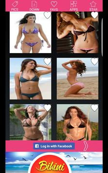 Bikini Body Wallpaper Model HD screenshot 8