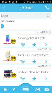 BLU Points App apk screenshot