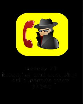 Spycallrecoder poster