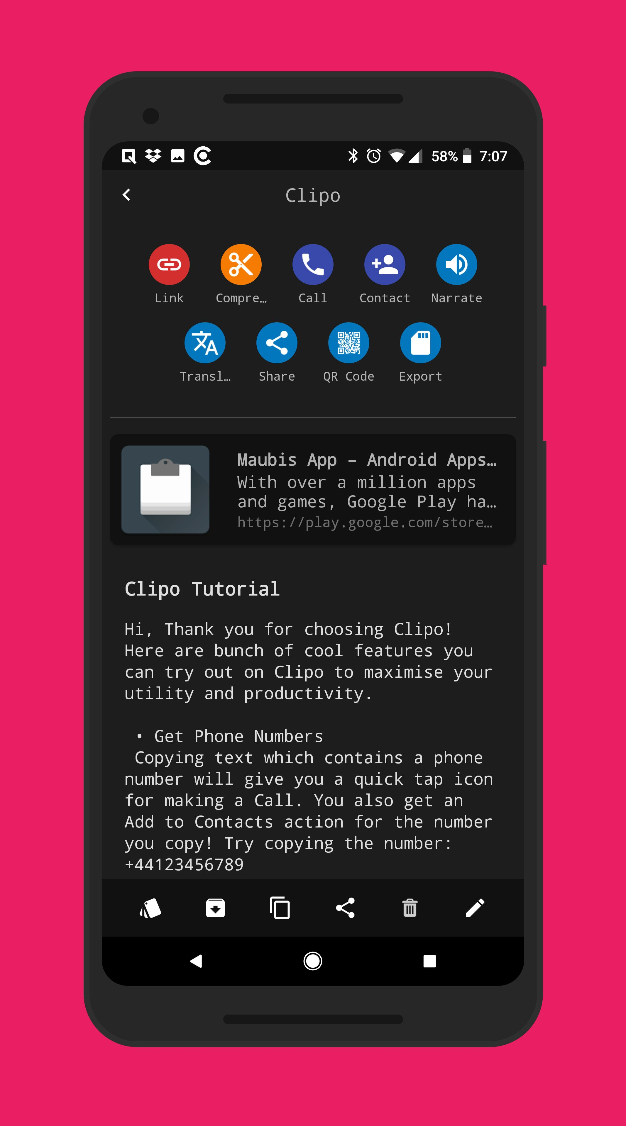 Clipboard Manager : Clipo for Android - APK Download