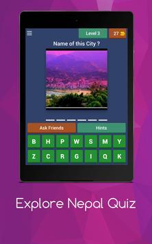 Explore Nepal Quiz screenshot 9