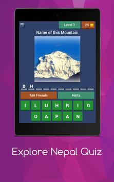 Explore Nepal Quiz screenshot 14