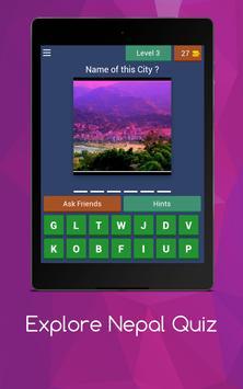 Explore Nepal Quiz screenshot 16