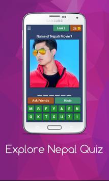 Explore Nepal Quiz screenshot 1