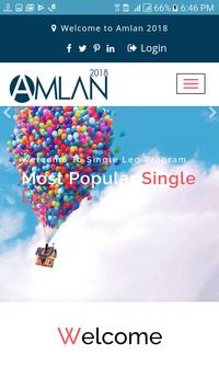 Amlangroup2018 apk screenshot