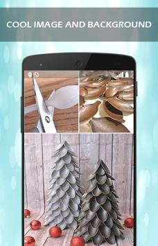 DIY Baby-Spoon Christmas Tree Ornament poster