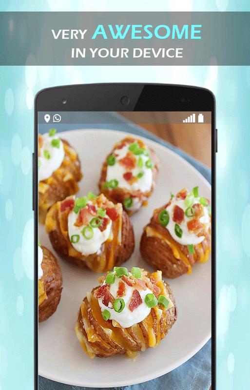 Easy finger food recipes descarga apk gratis comer y beber easy finger food recipes captura de pantalla de la apk forumfinder Gallery