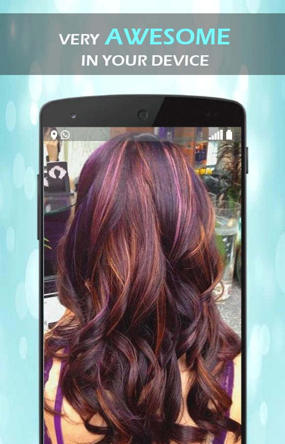 Stylish Hair Color Ideas For Teenagers For Android Apk Download