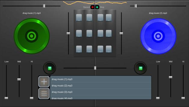 DJ Remix Equalizer apk screenshot