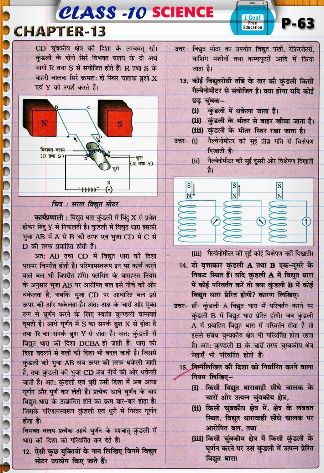 Class 10th Science Hindi Medium for Android - APK Download