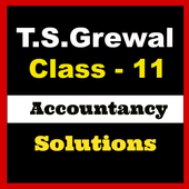 Account Class-11 Solutions (TS Grewal) icon