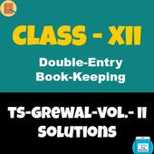 Class 12 Account (TS Grewal Vol-2) icon