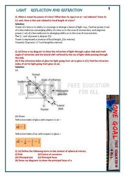 Physics class 10 screenshot 2