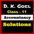 Account Class-11 Solutions (D K Goel)