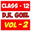Account Class-12 Solutions (D K Goel) Vol-2
