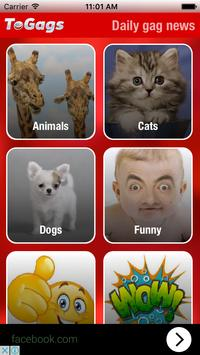 ToGags apk screenshot
